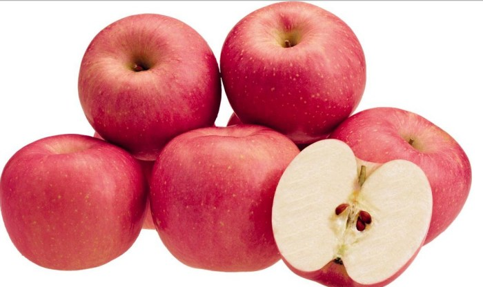 15 health edges of feeding apples